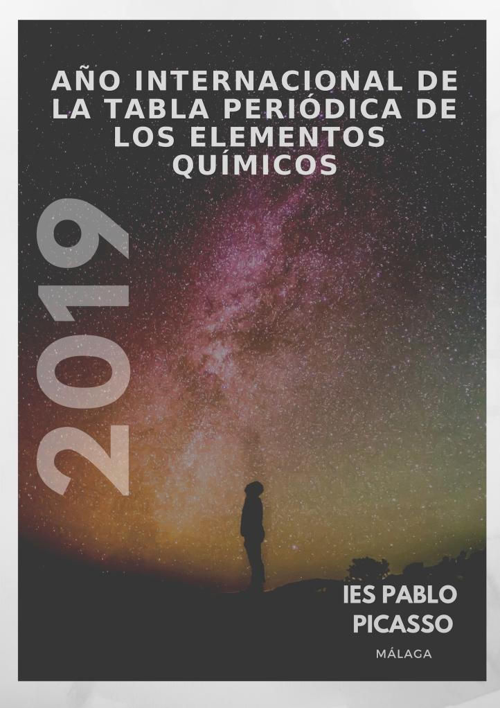 AÑo Internacional de la Tabla Periódica de los Elementos Químicos (2)